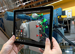 AR augmented reality in industry