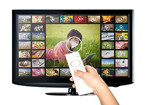VOD streaming video