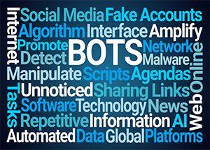 fake accounts bots
