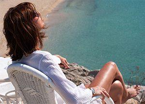 sun exposure wearable UV sensor