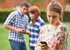teen cyber bullying