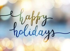 happy holidays from actiontec