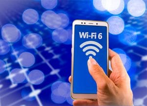wifi 6 phone