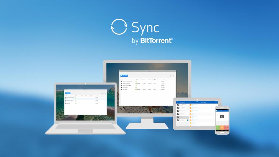 BiTorrent Sync 1.4