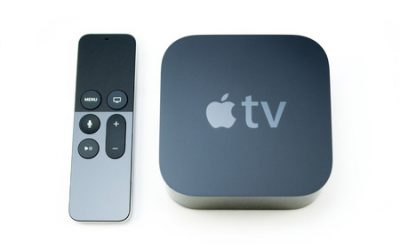 Apple Ups Stakes in Live Streaming with 4K TV