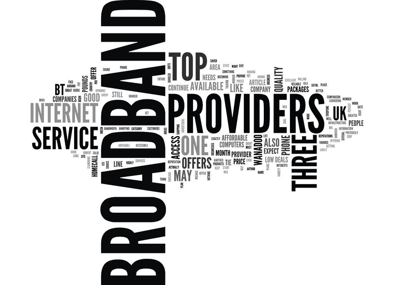Is Broadband Too Cheap?