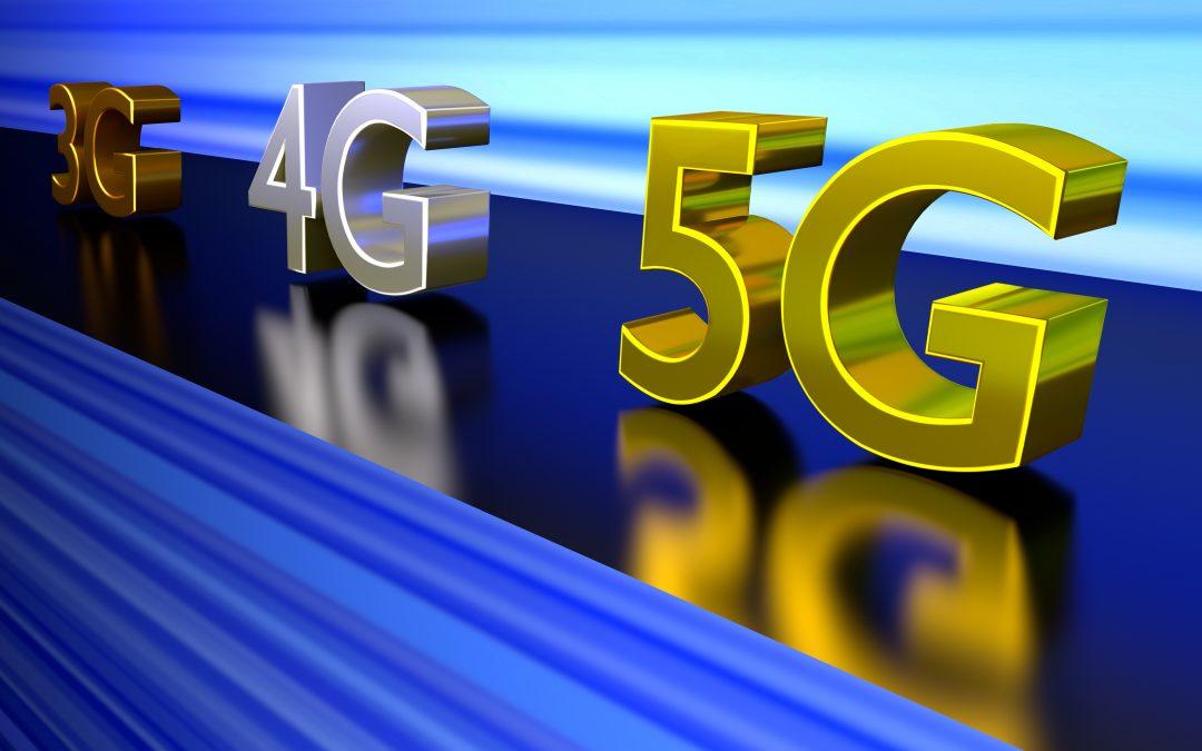 5G Coming Soon