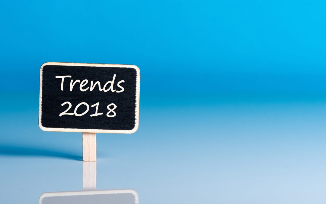 Tech Trends to Make Life Easier in 2018