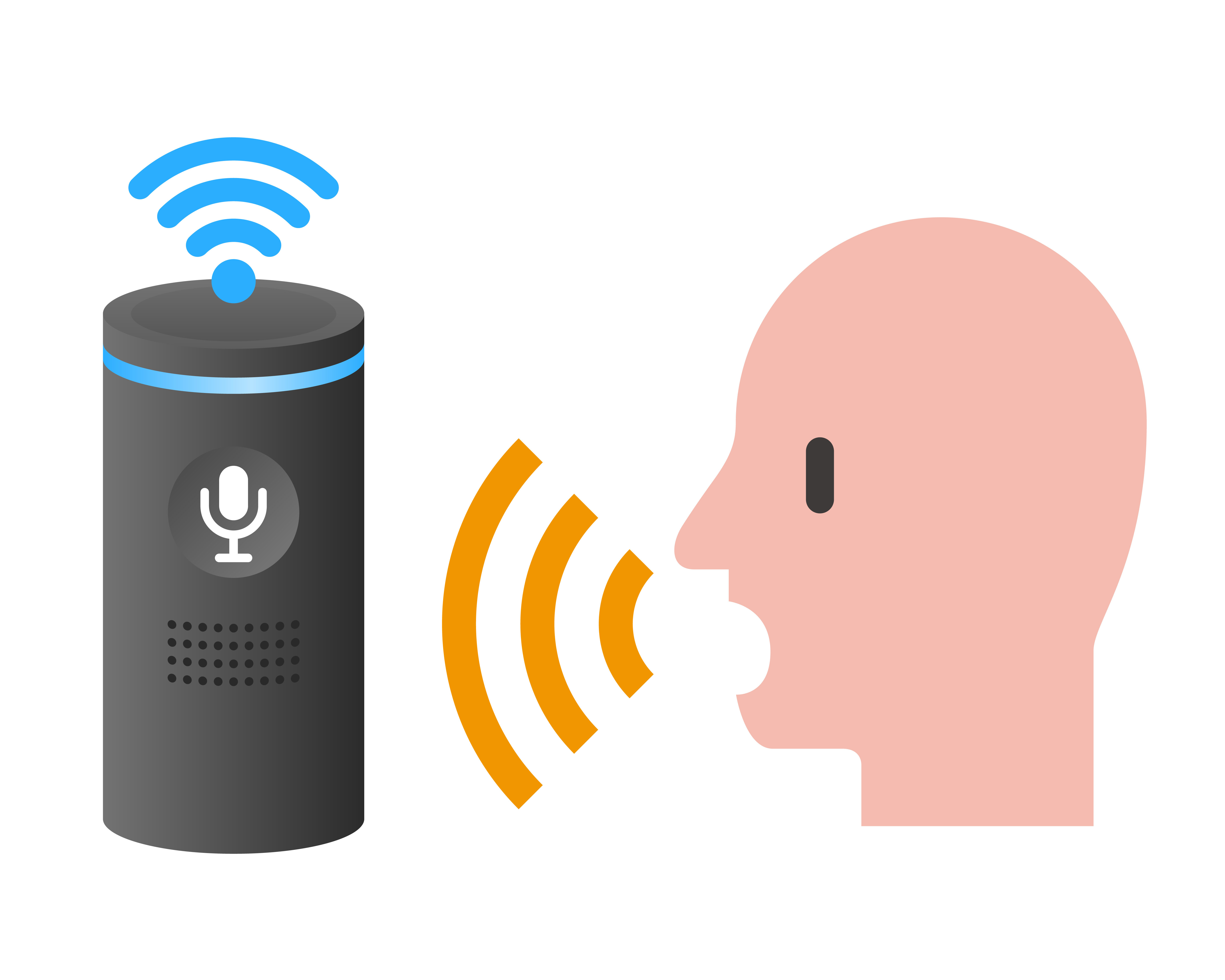 What people buy using voice assist for Voice assistant italiano