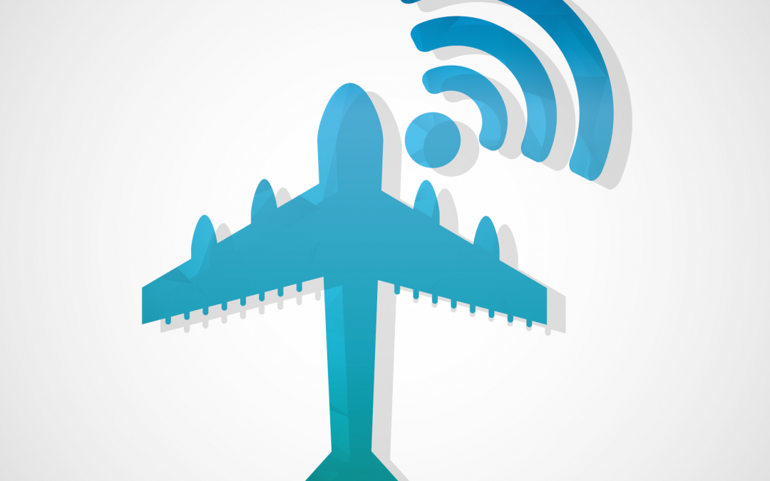 WiFi on Planes Getting a Boost in Speed