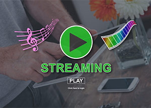 streaming music TV