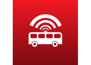 Wi-Fi in a bus