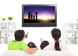 TV, video