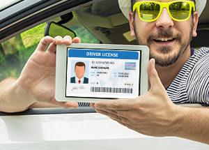 digital driver license app