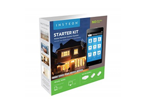 Insteon Remote Control and Dimmable Lights Starter Kit