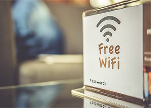 free wifi managed wifi