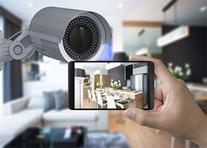 networked security camera