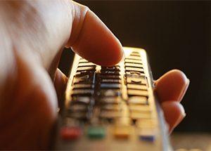 DVR remote control