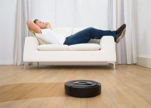 robot smart vacuum