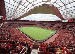 AR stadium seat