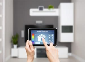 smart home security IoT