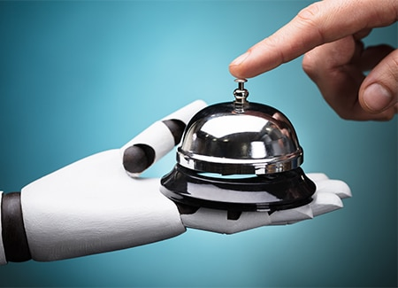 Service Robot Sales Expect Huge Growth in Next Five Years