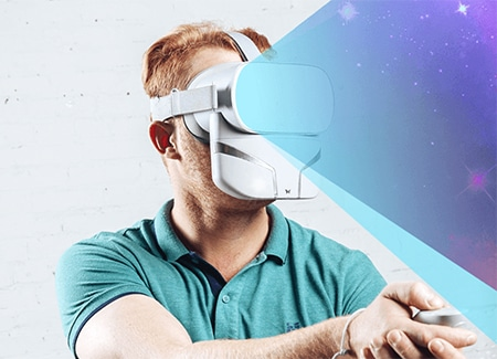 Feelreal's VR Headset Adds Smell and Haptics
