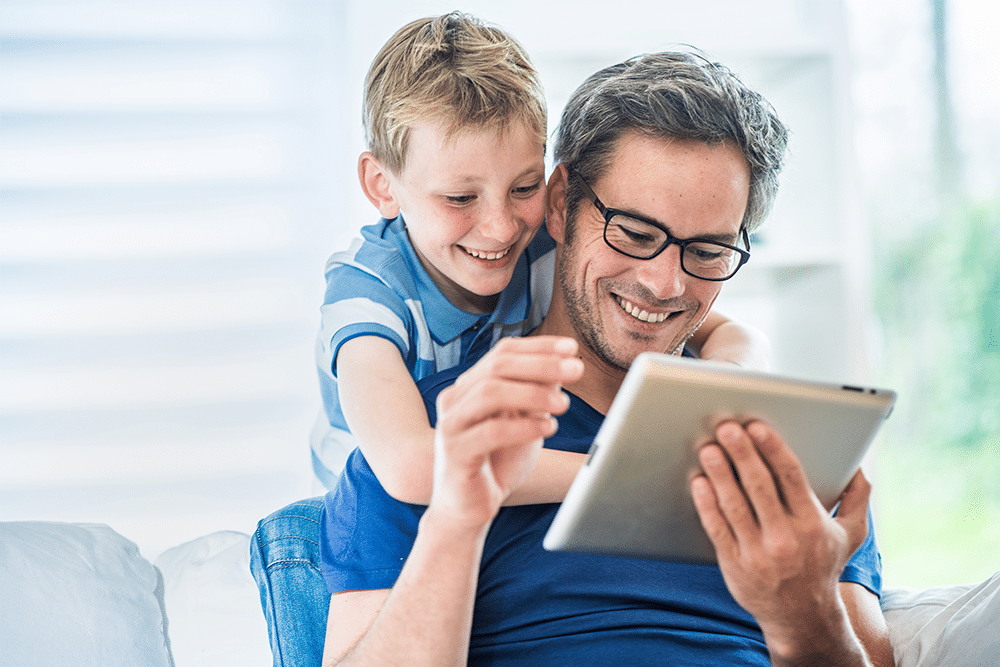 Kids are Pressing Parents for Faster Internet and it's Working