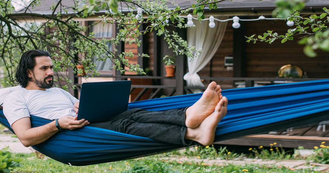 How to get Great Wi-Fi in your Backyard or Outdoors